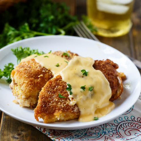 Cheesy Chicken Breasts