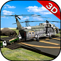 Army Helicopter - Relief Cargo APK for Bluestacks