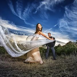 wedding by Dejan Nikolic Fotograf Krusevac - Wedding Bride & Groom ( plana, aleksandrovac, smederevo, krusevac, pozarevac, svadba, banja, fotograf )