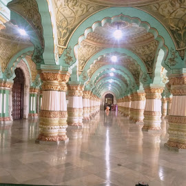 King Wadiyaar Mysore palace by Mohd Faheem Uddin - Buildings & Architecture Public & Historical ( wadiyaar palace, mysore palace )