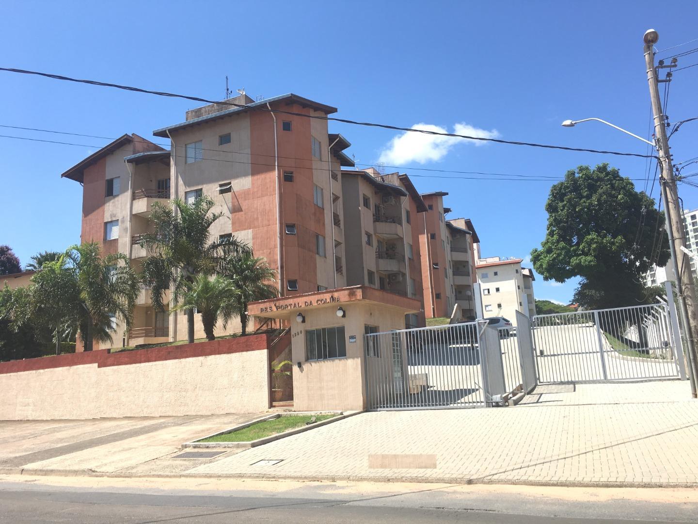 Apartamento com 2 dormitórios à venda, 58 m² por R$ 230.000 - Residencial Portal da Colina - Valinhos/SP