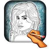 How to Draw Realistic People APK for Sony