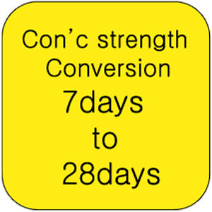 Download Convert concrete strength For PC Windows and Mac
