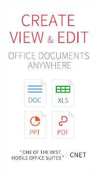 WPS Office + PDF APK screenshot thumbnail 1