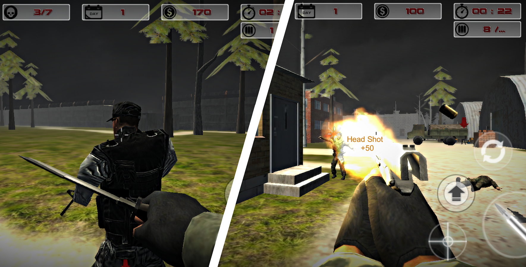 Commando Enemy lines 2 Screenshot 5