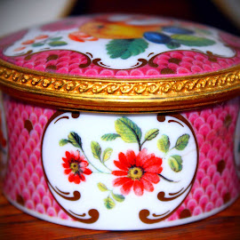 Knick Knack in Pink by Cecilia Sterling - Artistic Objects Other Objects