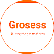 Grosess - Online Grocery shopping 3.2 Icon
