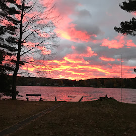 Beauty of UpNorth by Stephanie Parmley Givens - Landscapes Sunsets & Sunrises (  )