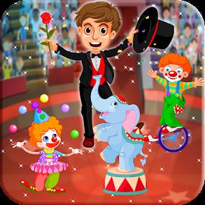 Amazing Clown Circus Games For PC (Windows & MAC)