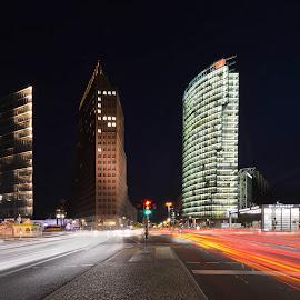 Berlin by Marcin Frąckiewicz - City,  Street & Park  Skylines