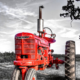 Big Red by Darin Luehrs - Transportation Other (  )