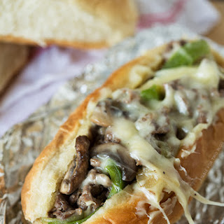 Cheesesteak Sandwiches