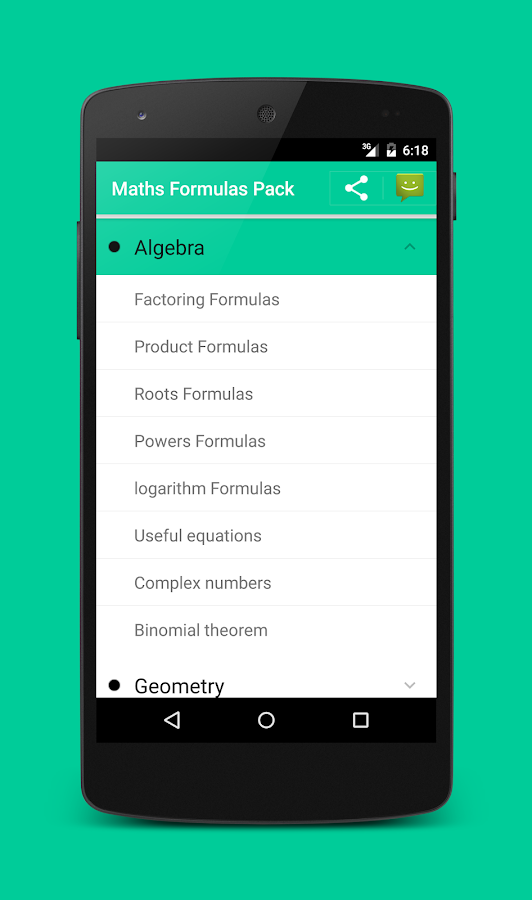 All Math formula Screenshot 1