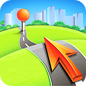 Download Android App GPS Navigation for Samsung