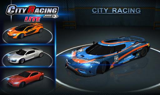 City Racing Lite - screenshot