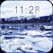 Winter Snowfall Live Wallpaper 1.4 Icon