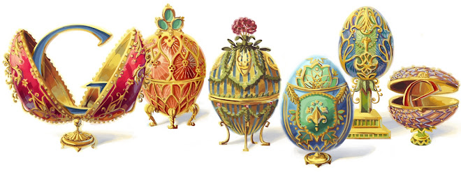 Peter Carl Fabergé's 166th Birthday