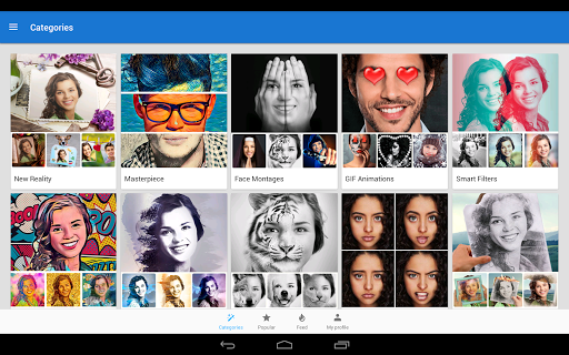 Photo Lab Picture Editor: face effects, art frames screenshot 10