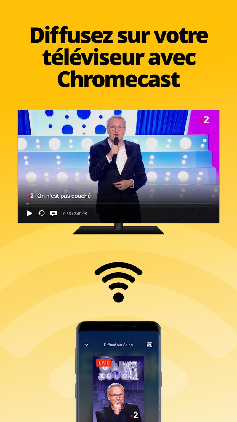 Molotov - TV en direct et en replay Screenshot 4