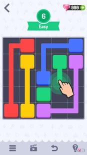 Puzzle Out - Dots, Hexa Lines, Unblock, Tangram