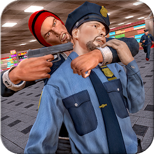 Supermarket Robbery Crime 3D