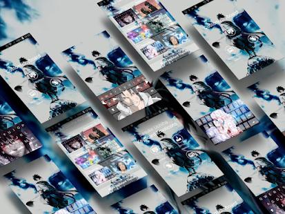 App Sasuke Uchiha Keyboard HD Free APK for Windows Phone