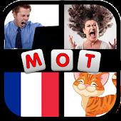 Jeu de mots en Français - 4 Images 1 Mot APK for Bluestacks