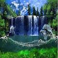 Waterfall Live Wallpaper APK for Ubuntu