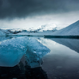 Earth has music for those who listen by Azharudeen MB - Nature Up Close Water ( #iceland #jokulsarlon #glacierlagoon #glacier #snow #ice )