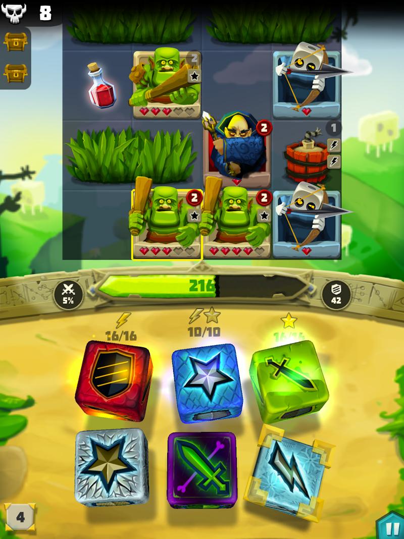 Dice Hunter: Dicemancer Quest Screenshot 11