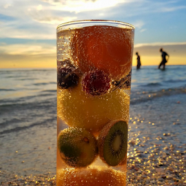 Drink for by the sea shore by Jeffrey Lee - Food & Drink Fruits & Vegetables