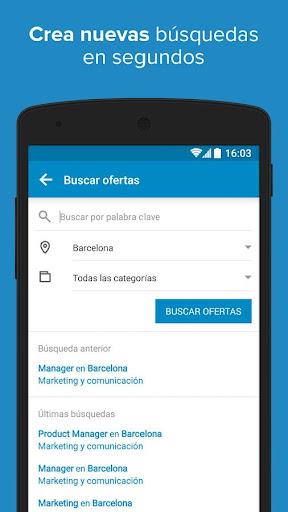 InfoJobs - Job Search screenshot 8