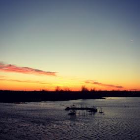 by Sam Reed - Landscapes Sunsets & Sunrises