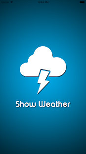 Show Weather screenshot for Android