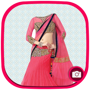 Lehenga Choli Photo Maker