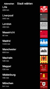 Hildesheim App - screenshot