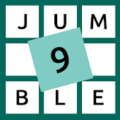 9 Letter Jumble - Word building game