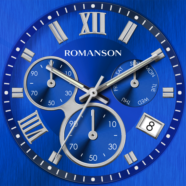 Tempting watchface by Romanson Screenshot 6