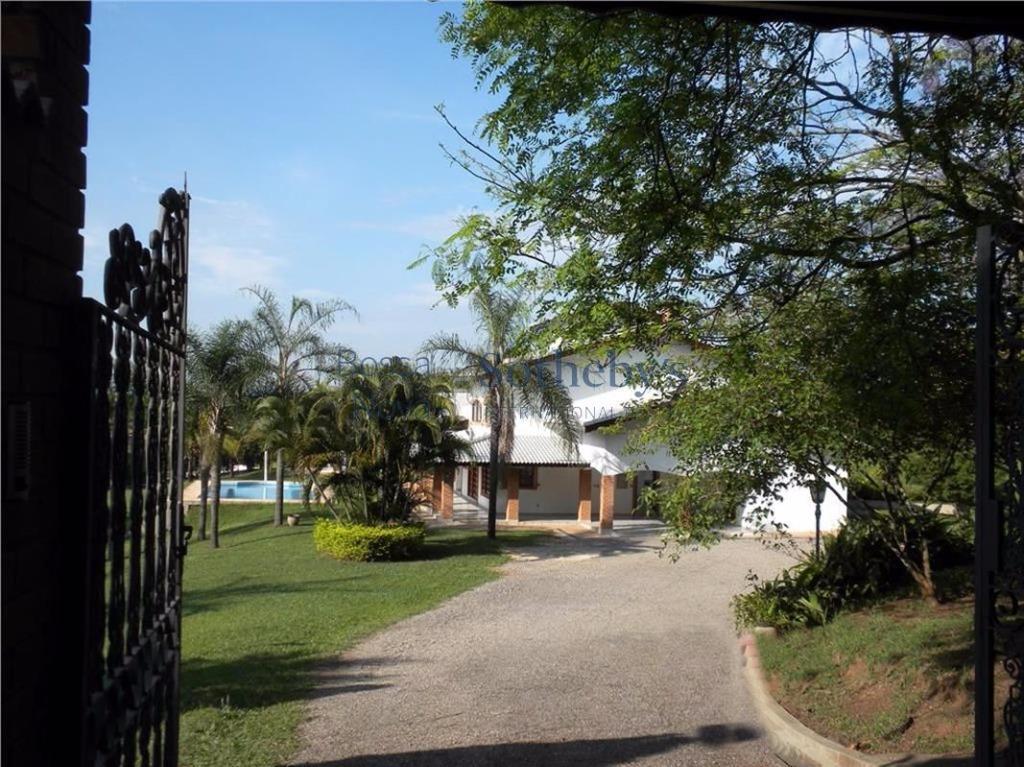 Casa fazenda no centro de Itu.