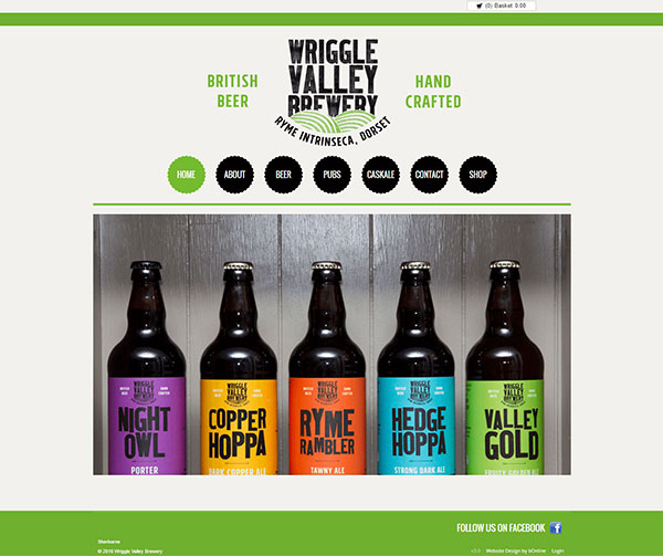 Wriggle Valley Brewery
