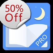 Moon+ Reader Pro (50% OFF)