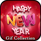 App Gif Happy New Year 2017 Collection APK for Windows Phone