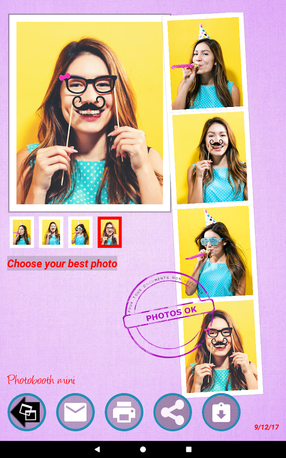 Photobooth mini FULL Screenshot 16