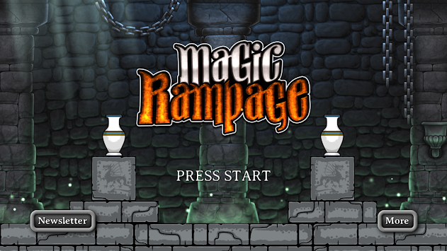 Magic Rampage APK screenshot thumbnail 8
