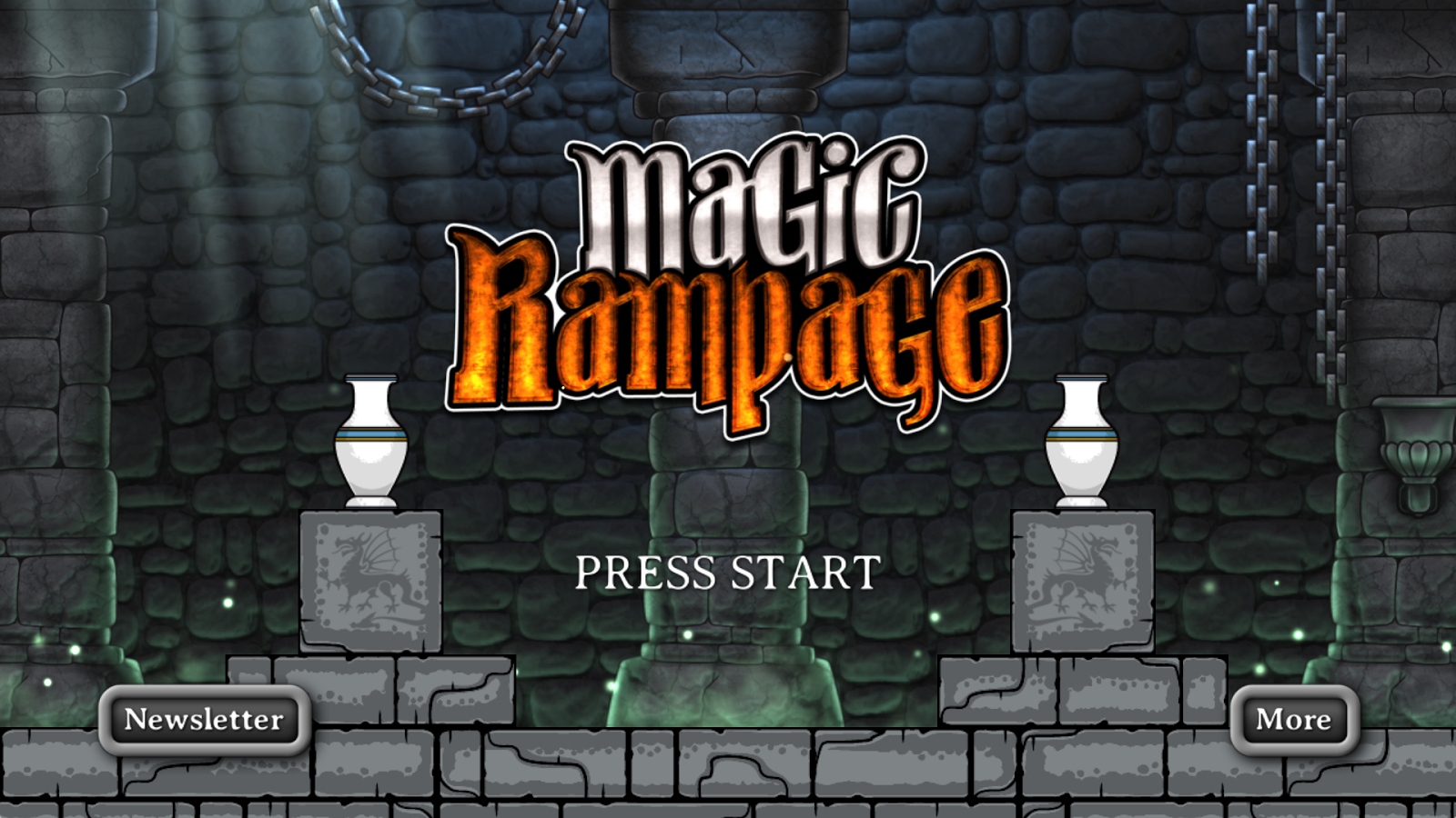 Magic Rampage Screenshot 0