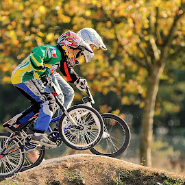Bicross à Vallet by Gérard CHATENET - Sports & Fitness Cycling