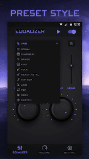 Music Bass Equalizer Booster & Volume Up for pc