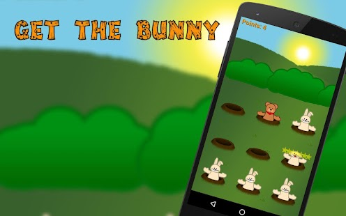 Bunny Hammer - screenshot