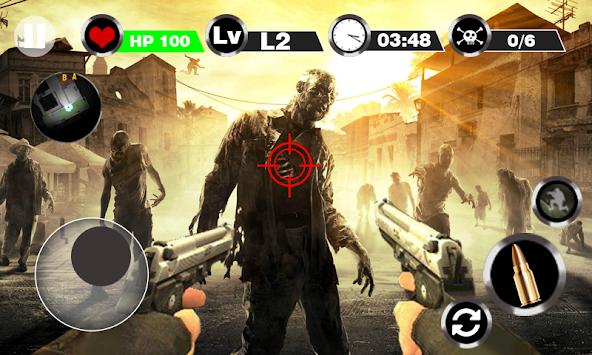 Sniper Commando Special Shooter Sniper Gun apk screenshot