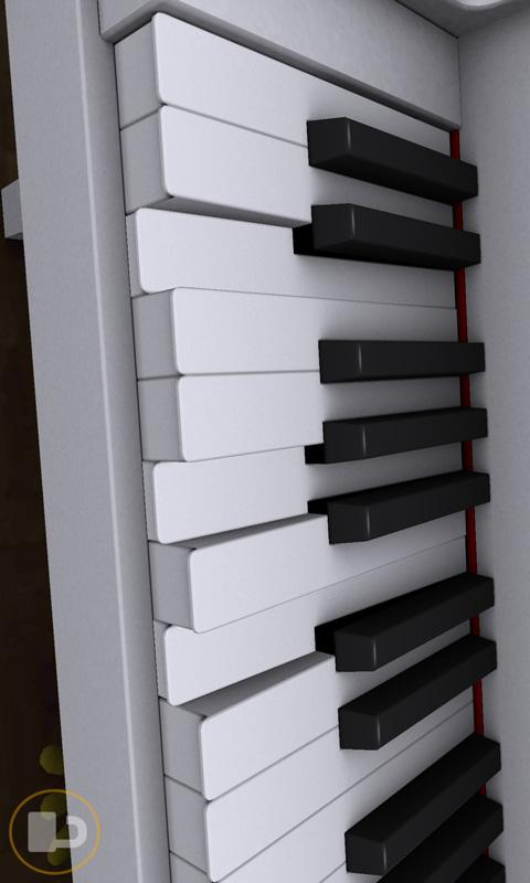 Grand Piano 3D Screenshot 1